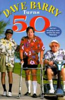 Cover image for DAVE BARRY TURNS 50.