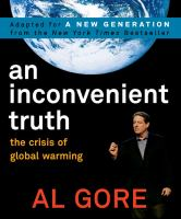 Cover image for An inconvenient truth : the crisis of global warming / Al Gore.