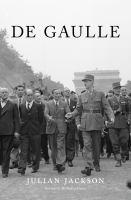 Cover image for De Gaulle / Julian Jackson.