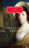 Cover image for Northanger Abbey / Jane Austen ; with an introduction by Claudia L. Johnson.