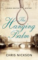 Cover image for The hanging psalm / Chris Nickson.