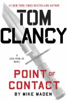 Cover image for Tom Clancy point of contact / Mike Maden.