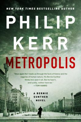 Cover image for Metropolis / Philip Kerr.