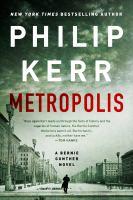 Cover image for Metropolis / Philip Kerr.