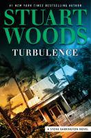 Cover image for Turbulence / Stuart Woods.