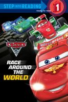 Cover image for Race around the world / by Susan Amerikaner ; illustrated by the Disney Storybook artists.