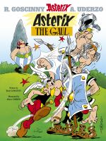 Cover image for Asterix the Gaul / written by René Goscinny and illustrated by Albert Uderzo ; translated by Anthea Bell and Derek Hockridge.