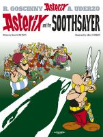 Cover image for Asterix and the soothsayer / written by René Goscinny and illustrated by Albert Uderzo ; translated by Anthea Bell and Derek Hockridge.