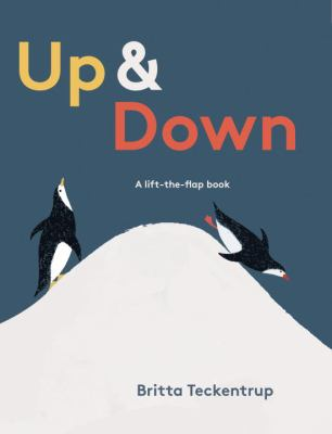 Cover image for Up & down / Britta Teckentrup.