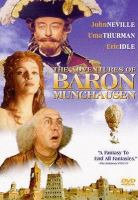 Cover image for The adventures of Baron Munchausen [DVD] / Columbia Pictures presents ; a Prominent Features & Laura-Film production ; a Terry Gilliam film ; directed by Terry Gilliam ; produced by Thomas Sch©ơhly.