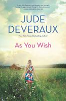 Cover image for As you wish / Jude Deveraux.