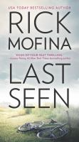 Cover image for Last seen / Rick Mofina.
