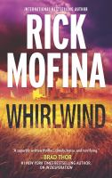 Cover image for Whirlwind / Rick Mofina.