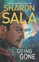 Cover image for Going gone / Sharon Sala.