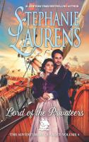 Cover image for Lord of the privateers / Stephanie Laurens