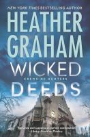 Cover image for Wicked deeds : Krewe of hunters / Heather Graham.