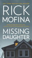 Cover image for Missing daughter / Rick Mofina.