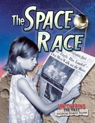 Cover image for The space race / Heather Hudak.