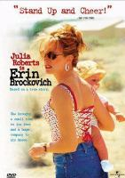 Cover image for Erin Brockovich [DVD] / Universal Pictures and Columbia Pictures present a Jersey Films production ; produced by Danny DeVito, Michael Shamberg, Stacey Sher ; written by Susannah Grant ; directed by Steven Soderbergh.