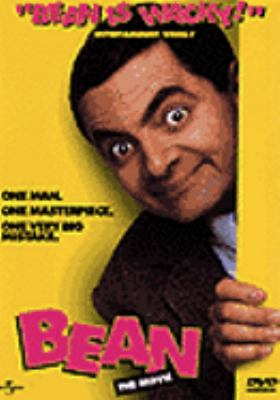 Cover image for Bean : the movie / PolyGram Filmed Entertainment presents a Working Title production in association with Tiger Aspect Films ; directed by Mel Smith.