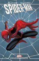 Cover image for Amazing origins / Cullen Bunn, Robbie Thompson ; artist, Neil Edwards.