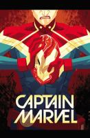 Cover image for Captain Marvel. Vol. 2, Civil War II / Ruth Fletcher Gage & Christos Gage, writers ; Kris Anka (#6, #8), Marco Failla (#7) & Thony Silas (#9-10).