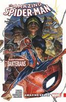 Cover image for The amazing Spider-Man : amazing grace / Jose Molina, writer.