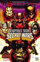Cover image for Deadpool's secret / writer, Cullen Bunn ; artist, Matteo Lolli, with Matteo Buffagni (#4) ; olorist, Ruth Redmond.