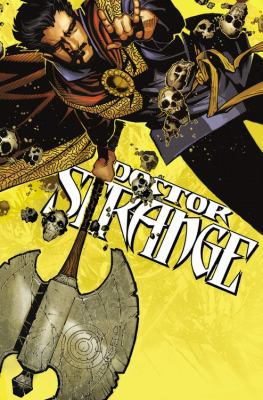 Cover image for Doctor Strange. Vol. 1, The way of the weird / Jason Aaron, writer ; Chris Bachalo, penciler/colorist ; Tim Townsend [and 6 others], inkers ; Kevin Nowlan, artist/colorist (The coming slaughter) ; VC's Cory Petit, letterer.