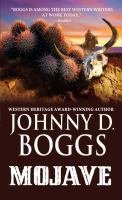 Cover image for Mojave / Johnny D. Boggs.