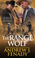Cover image for The Range Wolf / Andrew J. Fenady.
