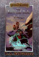 Cover image for The Icewind Dale trilogy : The crystal shard ; Streams of silver ; The halfling's gem / R.A. Salvatore ; cover art: Matthew Stawicki ; [introduction by Terry Brooks].