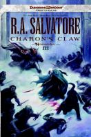 Cover image for Charon's claw / R.A. Salvatore.