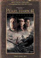 Cover image for Pearl Harbor [DVD] / Touchstone Pictures and Jerry Bruckheimer Films present a Michael Bay film ; directed by Michael Bay ; written by Randall Wallace ; produced by Jerry Bruckheimer, Michael Bay.