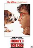 Cover image for Honey, I shrunk the kids [DVD] / Walt Disney Pictures presents in association with Silver Screen Partners III ; produced by Penney Finkelman Cox ; directed by Joe Johnston ; screenplay by Ed Naha and Tom Schulman.