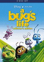 Cover image for A bug's life [DVD] / Walt Disney Pictures presents a Pixar film ; produced by Darla K. Anderson and Kevin Reher ; original story by John Lasseter, Andrew Stanton and Joe Ranft ; screenplay by Andrew Stanton and Donald McEnery & Bob Shaw ; directed by John Lassetter ; co-directed by Andrew Stanton.