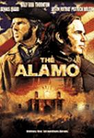 Cover image for The Alamo [DVD] / Touchstone Pictures and Imagine Entertainment present ; a Mark Johnson production, a John Lee Hancock film ; produced by Mark Johnson, Ron Howard ; written by Leslie Bohem and Stephen Gaghan and John Lee Hancock ; directed by John Lee Hancock.