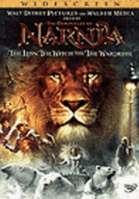 Cover image for The chronicles of Narnia. The lion, the witch and the wardrobe [DVD] / Walt Disney Pictures and Walden Media presents a Mark Johnson production, an Andrew Adamson film ; produced by Mark Johnson, Philip Steuer ; screenplay by Ann Peacock and Andrew Adamson and Christopher Markus & Stephen McFeely ; directed by Andrew Adamson.