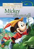Cover image for Mickey and the beanstalk [DVD]