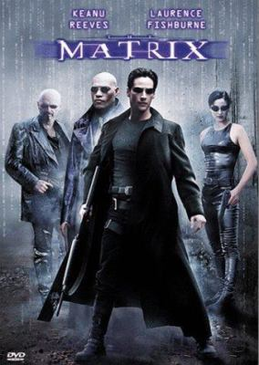 Cover image for The matrix [DVD] / Warner Bros. presents in association with Village Roadshow Pictures-Groucho II Film Partnership a Silver Pictures production ; written and directed by the Wachowski Brothers.