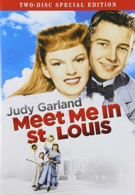 Cover image for Meet me in St. Louis [DVD] / [presented by] Metro-Goldwyn-Mayer ; screen play by Irving Brecher and Fred F. Finklehoffe ; produced by Arthur Freed ; directed by Vincente Minnelli.