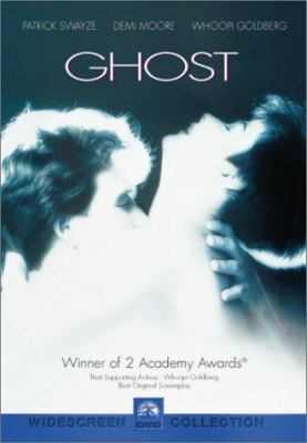 Cover image for Ghost [DVD] / Paramount Pictures ; directed by Jerry Zucker.
