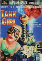Cover image for Tank girl [DVD] / United Artists Pictures presents a Trilogy Entertainment Group production ; a Rachel Talalay film ; executive producers, Aron Warner, Tom Astor ; written by Tedi Sarafian ; produced by Richard B. Lewis, Pen Densham, John Watson ; directed by Rachel Talalay.