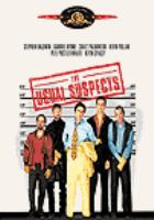 Cover image for The usual suspects [DVD] / PolyGram Filmed Entertainment and Spelling Films International present a Blue Parrot/Bad Hat production ; Bryan Singer's film ; produced by Bryan Singer and Michael McDonnell ; directed by Bryan Singer.