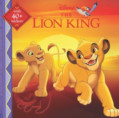 Cover image for The lion king.