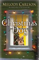 Cover image for The Christmas dog / Melody Carlson.