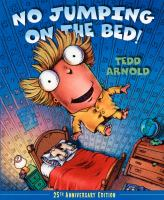Cover image for No jumping on the bed / Tedd Arnold.