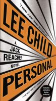 Cover image for Personal  : a Jack Reacher novel / Lee Child