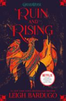 Cover image for Ruin and rising / Leigh Bardugo.