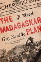 Cover image for The Madagaskar plan : a novel / Guy Saville.